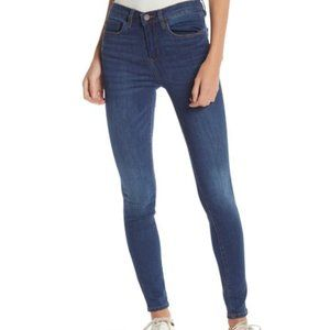 BLANKNYC High Rise Skinny Jeans Size 27